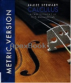 CALCULUS: EARLY TRANSCENDENTALS(METRIC VERSION) 8/E 2015 - 1305272374 - 9781305272378