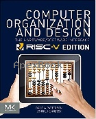 COMPUTER ORGANIZATION & DESIGN RISC-V EDITION: THE HARDWARE SOFTWARE INTERFACE (THE MORGAN KAUFMANN SERIES IN COMPUTER ARCHITECT -  - 9780128122754