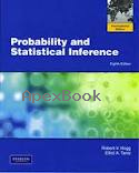 PROBABILITY & STATISTICAL INFERENCE 8/E 2010 - 032163635X - 9780321636355