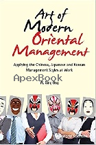 ART OF MODERN ORIENTAL MANAGEMENT: APPLYING THE CHINESE, JAPANESE AND KOREAN MANAGEMENT STYLES AT WORK 2017 - 9813220325 - 9789813220324