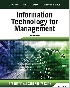 INFORMATION TECHNOLOGY FOR MANAGEMENT: ADVANCING SUSTAINABLE PROFITABLE BUSINESS GROWTH 10/E 2015 1118961269 9781118961261